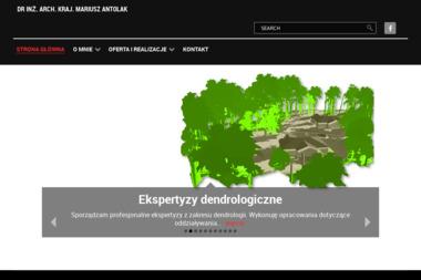 Architekt Krajobrazu Mariusz Antolak - Ogrody Zimowe Olsztyn