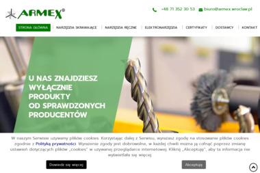 Armex PHU - Narzędzia Wrocław