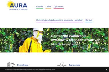 Firma AURA - Dezynsekcja i deratyzacja Kielce