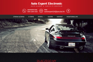 Auto Expert Electronic - Tuning Gdańsk