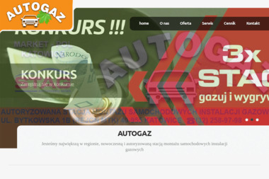"""""""AUTOGAZ"""" - Auto gaz Katowice"""