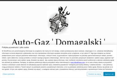Auto - Gaz Domagalski - Serwis LPG Radomsko