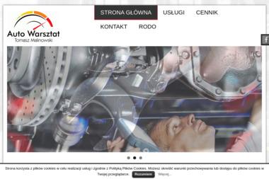 Auto Warsztat Tomasz Malinowski - Klimatyzacja Samochodowa Włocławek