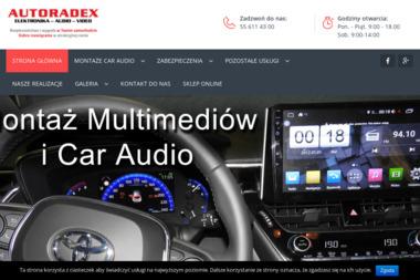 AUTORADEX - Przyciemnianie Szyb Elbląg