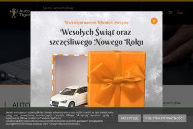 AutoTiger - serwis samochodowy - Mechanik Świecie