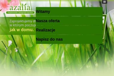 Azalia - Prace działkowe Wąsowo