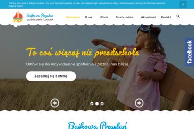 """""""Bajkowa Przystań"""" - Przedszkole Wrocław"""