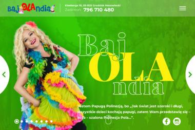 BajOLAndia - Animatorzy dla dzieci Grodzisk Mazowiecki