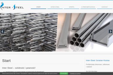 Inter-Steel - Schody betonowe Wroc艂aw