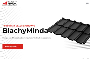 Blachy Minda - Podbitka Dachowa Iłża