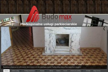 BUDOMAX S.C. - Parkieciarze Augustów