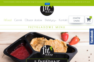 FitFood Catering - Catering Jordanów