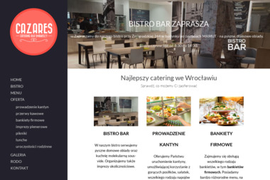 Nowo otwarte bistro - Ekspresy do Gastronomii Warszawa