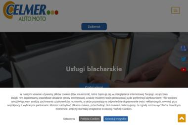 CELMER Auto-Moto - Blacharstwo, lakiernictwo samochodowe Toruń