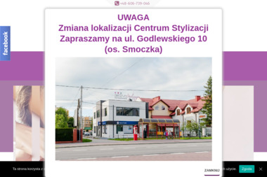 CENTRUM STYLIZACJI Magdalena Janeczek - Masaże Relaksacyjne Mielec
