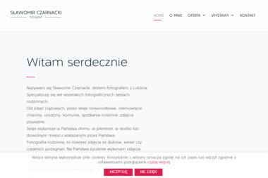 Sławomir Czarnacki - Fotograf - Sesja Zdjęciowa Lublin