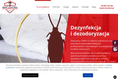 Specjalistyczny Zakład D.D.D INSEKT-DOM WIERZCHOWSKI - Dezynsekcja i deratyzacja Radom