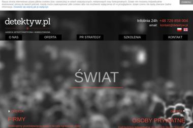 Detektyw.pl Agencja Detektywistyczna i Konsultingowa - Firma Detektywistyczna Rzeszów