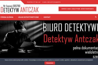 Biuro Detektywistyczne Mirosław Antczak - Biuro Detektywistyczne Konin
