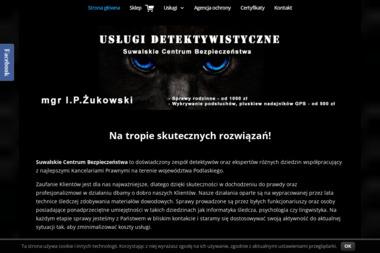 Usługi Detektywistyczne Suwalskie Centrum Bezpieczeństwa - Detektyw Becejły