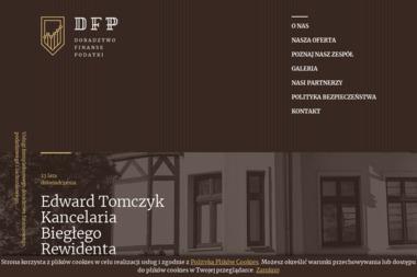 Doradztwo Finanse-Podatki - Deklaracje Podatkowe Olsztyn