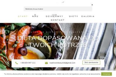 Catering Dietetyczny Na Zdrowie - Catering Białystok