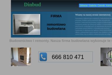 Dinbud - Ocieplanie budynków Gostyń