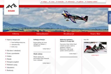 Eiger - Agencje Eventowe Nowy Targ