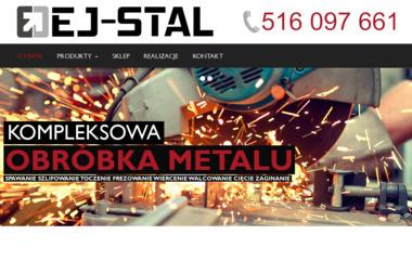 EJ-Stal - Balustrady Nowy Targ