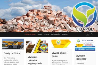 Eko-Pol - Wywóz Gruzu Zielona Góra