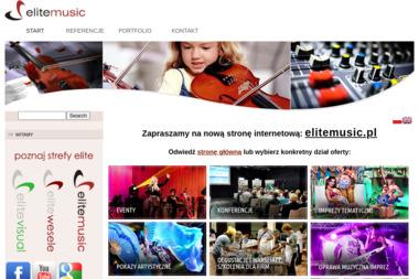 Elite Music Eventy Firmowe - Agencje Eventowe Olsztyn