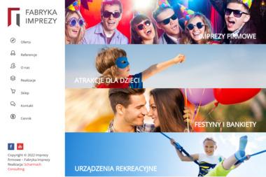 Fabryka Imprezy - Agencje Eventowe Starogard Gdański