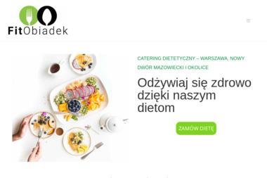 Catering Dietetyczny Fitobiadek - Usługi Gastronomiczne Nowy Dwór Mazowiecki