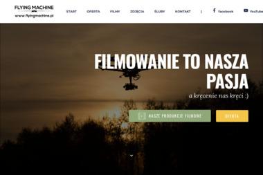 Flyingmachine - Wideofilmowanie Starogard Gdański
