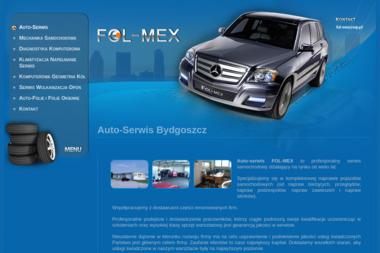P.H.U.FOL-MEX - Przyciemnianie Szyb w Samochodzie Bydgoszcz