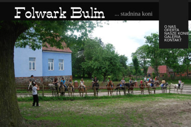 Folwark Bulin - Jazdy Konne dla Dzieci Bulin