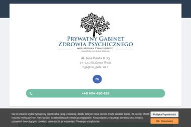 Prywatny Gabinet Zdrowia Psychicznego - mgr Monika Chmielowiec - Psycholog Stalowa Wola