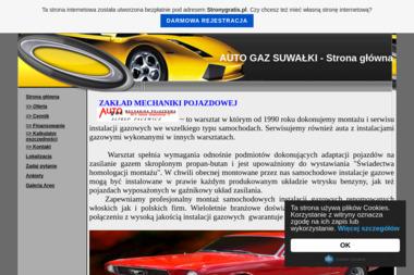 AUTO GAZ SUWAŁKI - Gazownik Samochodowy Suwałki