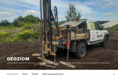 GEOZIOM - Badanie Gruntu Sławków