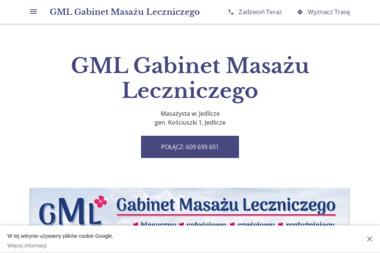 GML Gabinet Masażu Leczniczego - Salon Masażu Jedlicze