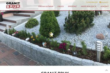 Granit Bruk - Obrzeża Betonowe Tęgoborze