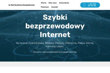 Systemy Komputerowe IN-NET - Internet Dzierżoniów