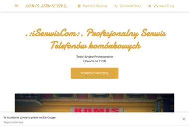 KOMIS-SERWIS RTV GSM AGD - Serwis komputerów, telefonów, internetu Inowrocław