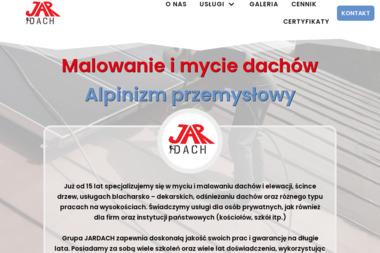 JARDACH - Mycie elewacji Biała Podlaska