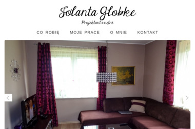 Jolanta Globke - Projektowanie i Aranżacja Wnętrz - Dekorator wnętrz Grudziądz