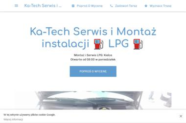 Ka-Tech - Auto gaz Kielce