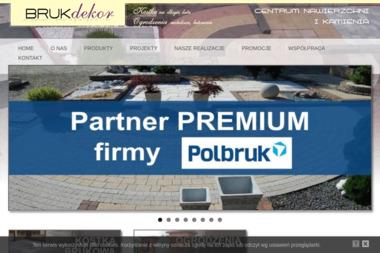 Brukdekor s. c. - Kostka betonowa Zielona Góra