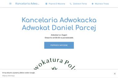 Kancelaria Adwokacka Adwokat Daniel Parcej - Adwokat Żagań