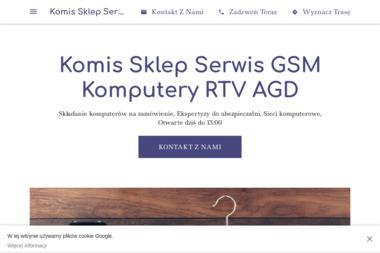 Komis Ada - Serwis komputerów, telefonów, internetu Śrem