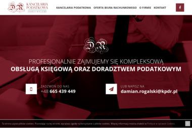 Kancelaria Podatkowa Damian Rogalski - Biuro Podatkowe Kielce